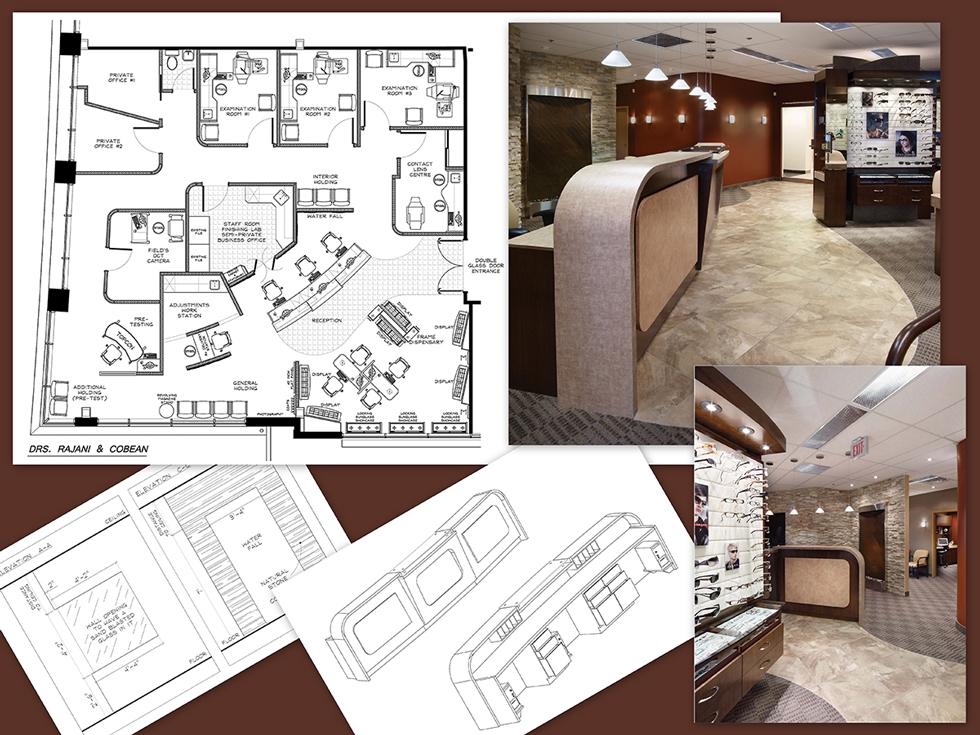 Design Services Space Planning Complete Construction